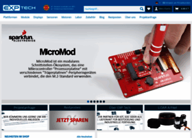 Exp-tech.de thumbnail