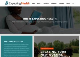 Expectinghealth.org thumbnail