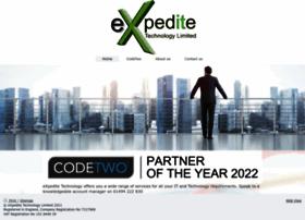 Expedite.technology thumbnail