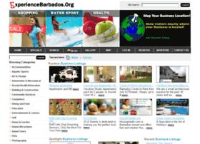 Experiencebarbados.org thumbnail