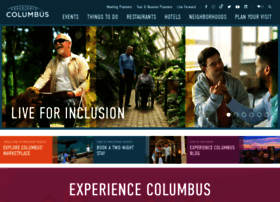Experiencecolumbus.com thumbnail
