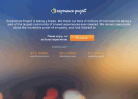 Experienceproject.com thumbnail
