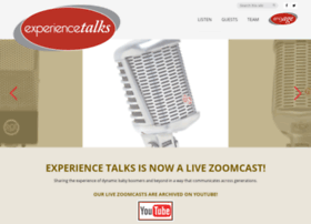 Experiencetalks.org thumbnail