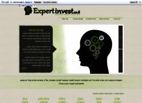 Expertinvest.co.il thumbnail