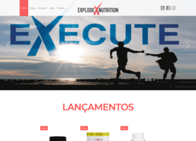Explodenutrition.com.br thumbnail