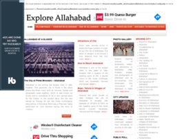 Exploreallahabad.com thumbnail