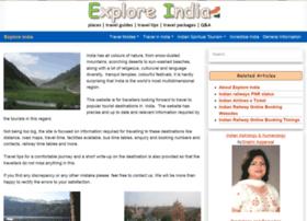 Exploreindia.in thumbnail