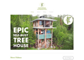 Exploringalternatives.ca thumbnail