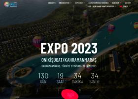 Expo2023.org thumbnail