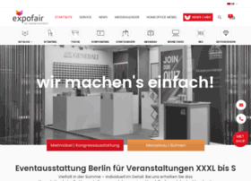 Expofair-berlin.de thumbnail