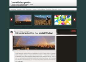 Exposolidaria.com.ar thumbnail
