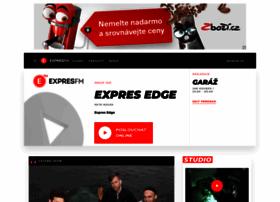 Expresfm.cz thumbnail
