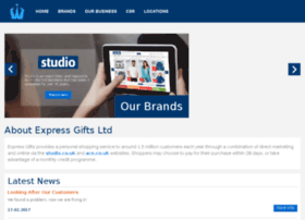 Express-gifts.co.uk thumbnail