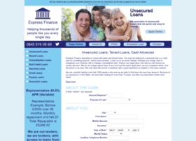 Expressfinanceloans.co.uk thumbnail