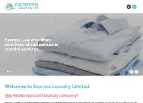 Expresslaundry.co.uk thumbnail