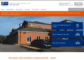 Expressmanchestereast.co.uk thumbnail