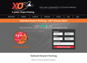 Coupon expresso parking oakland