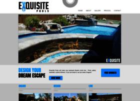 Exquisitepools.net thumbnail