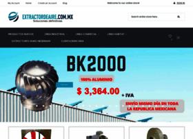 Extractordeaire.com.mx thumbnail
