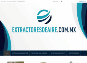 Extractoresdeaire.com.mx thumbnail