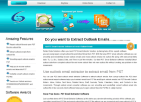 Extractoutlookemails.recoveroutlookfile.com thumbnail