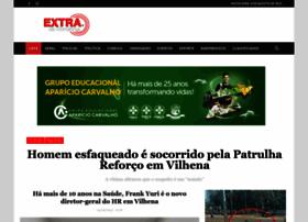 Extraderondonia.com.br thumbnail