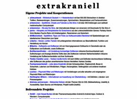 Extrakraniell.de thumbnail