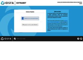 Extranet.iosfa.gob.ar thumbnail