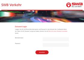 Extranet.stadtwerke-bonn.de thumbnail