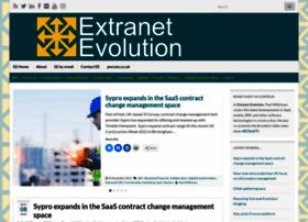 Extranetevolution.com thumbnail