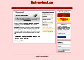 Extravinst.se thumbnail