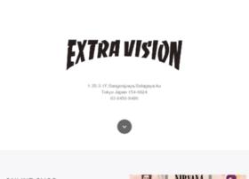 Extravision.co.jp thumbnail