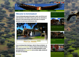 Extremadura-spain.co.uk thumbnail