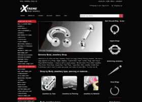 Extreme-body-jewellery.co.uk thumbnail