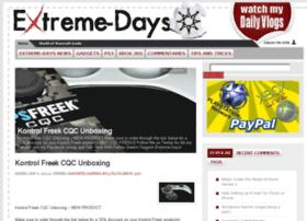 Extreme-days.com thumbnail