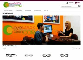 eyemaxxoutlet.com at WI. eyeMAXXoutlet.com