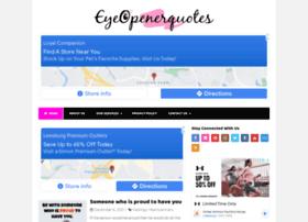 Eyeopenerquotes.com thumbnail