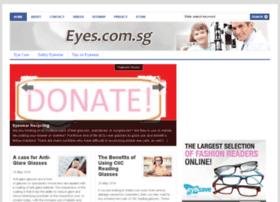Eyes.com.sg thumbnail
