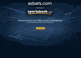 Ezbets sportsbook betting singapore sports betting results on preakness