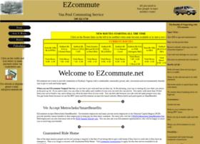 Ezcommute.net thumbnail