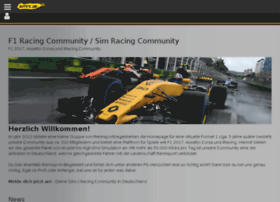 F1-racing-community.de thumbnail