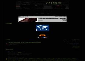 F1classic.forumotion.com thumbnail