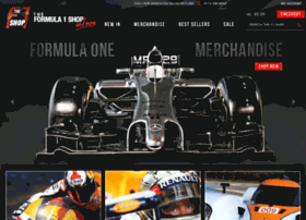 F1store.co.uk thumbnail