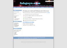 Fabguys.co.uk thumbnail