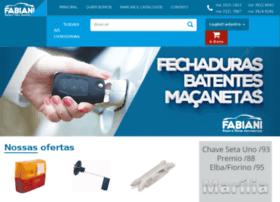 Fabianipecas.com.br thumbnail