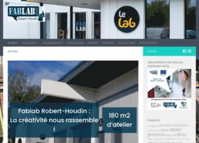Fablab-robert-houdin.org thumbnail