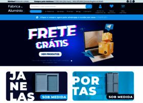 Fabricadoaluminio.com.br thumbnail