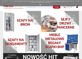 Fabrykasejfow.pl thumbnail