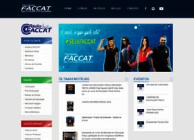 Faccat.com.br thumbnail