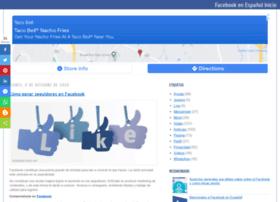 Facebook-inicio.net thumbnail
